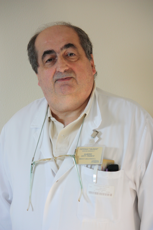 Dr. Franco Alberio